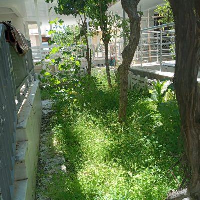 kuşadası karaova'da 2+1 100m2 geniş bahçeli yazlık satılık