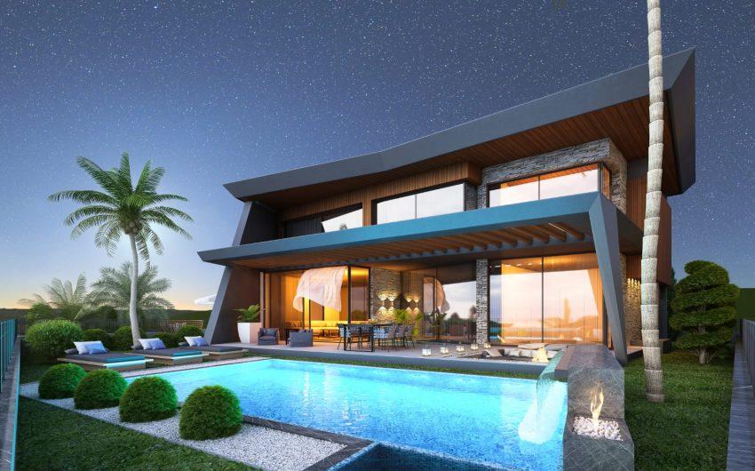 Kuşadasın'da Muhteşem Manzarasıyla Dinlenebileceğiniz Bu Güzel Villa İçin Acele Edin