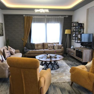 Furnished 3 + 1 Residence Flat for Sale in Kuşadası Değirmendere